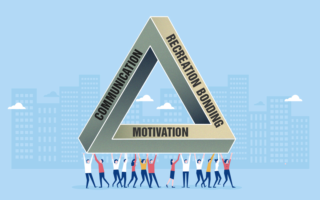 The 3 Pillars of Employee Engagement